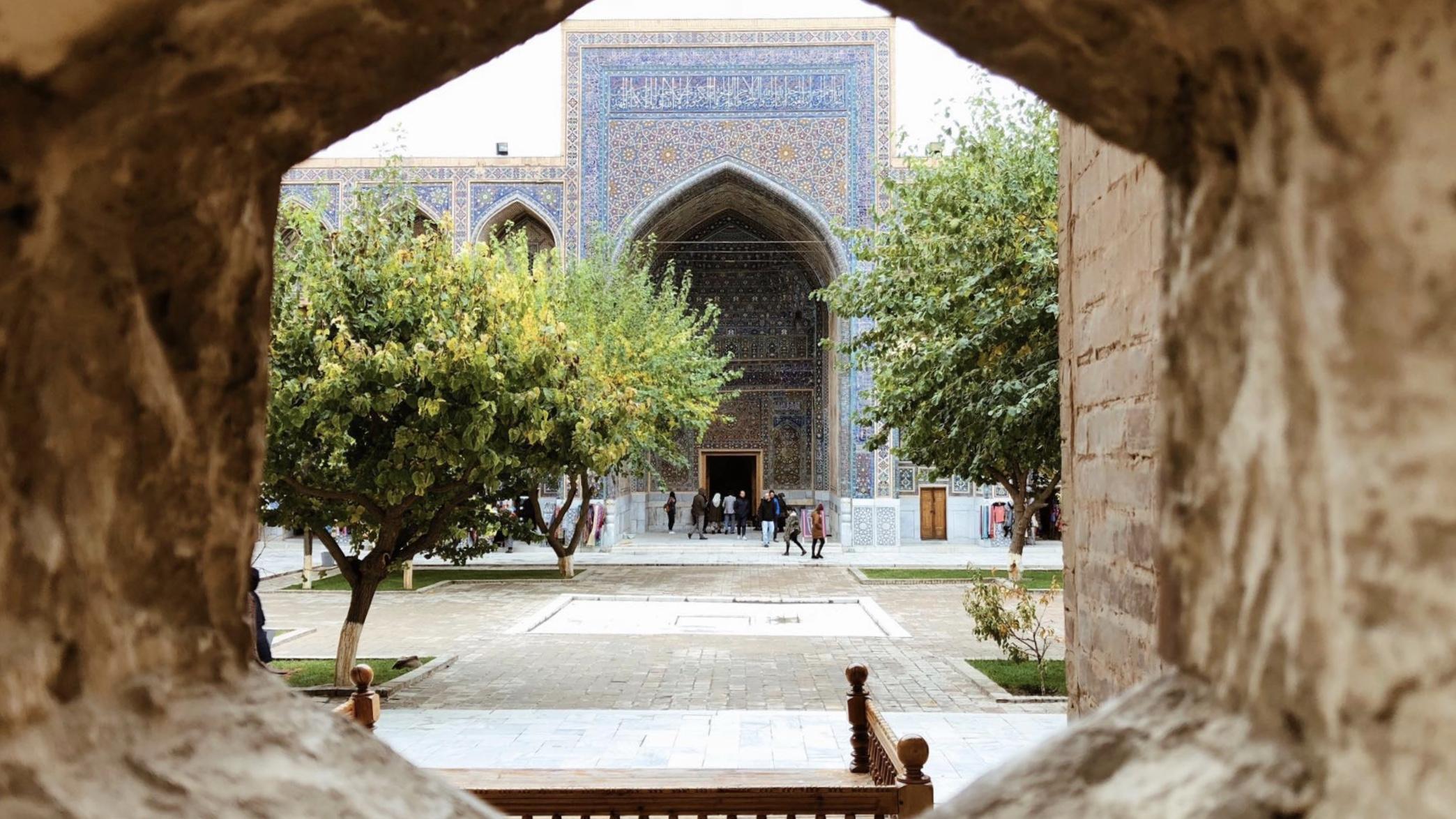 Uzbekistán por libre